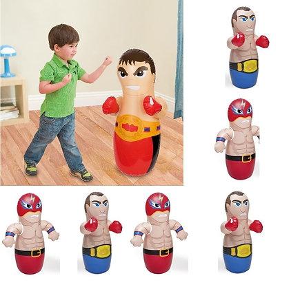 PERSONAGGI GONFIABILI 3D