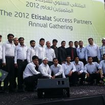 Etisalat Annual Get together