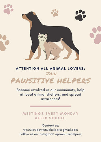 Pawsitive Helpers