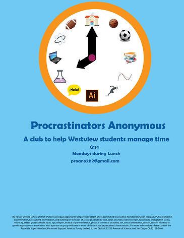 Procrastinators Anonymous