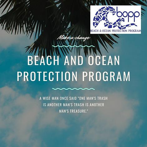 BOPP (Beach and Ocean Protection Program)