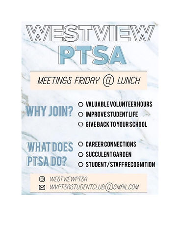 PTSA, Westview