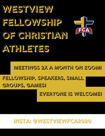 FCA (Fellowship of Christian Athletes)