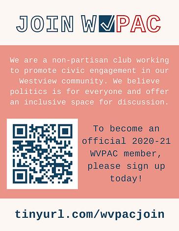 Political Awareness Club, Westview