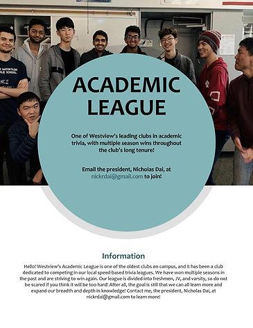 Academic League