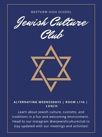 Jewish Culture Club