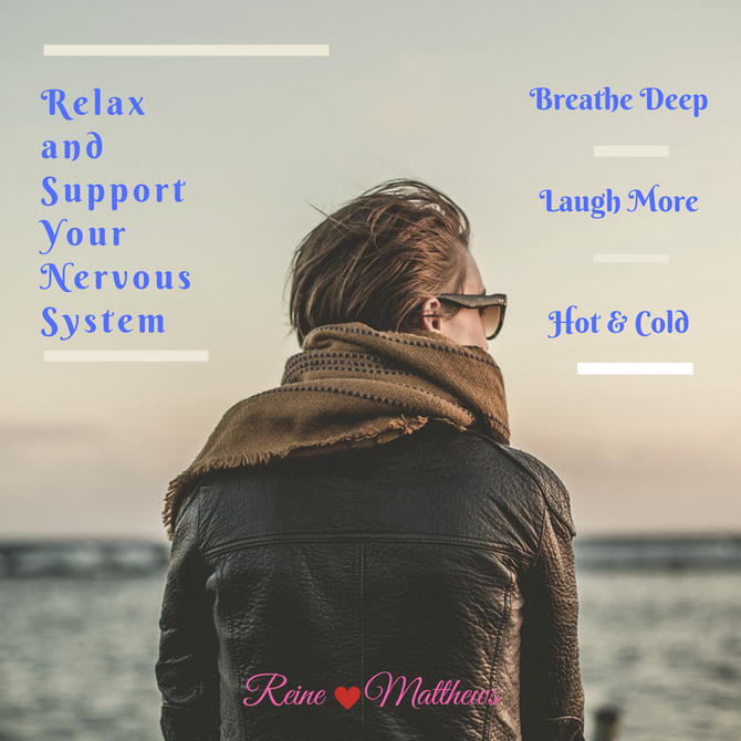 5 Ways to Support The Nervous System