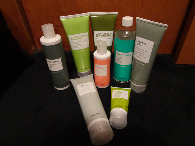 Review - Brandless Beauty Products