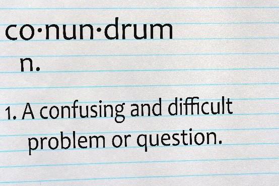 An Upsetting Conundrum - Doreen Virtue