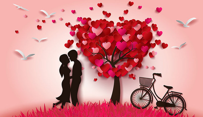 A New Way To Love - For Valentine's Day