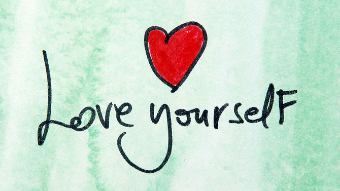 Loving Yourself this Valentine's Day