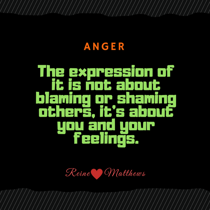 Expressing Anger in Healthy Ways