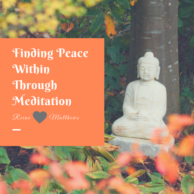 Meditation = Profound Healing