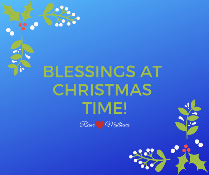 Blessings at Christmas Time