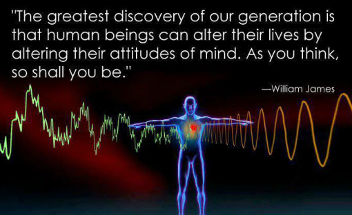 All Things Are Energy