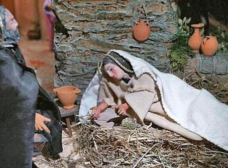La poesia di Natale con Gesù che scompare
