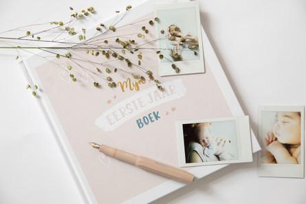 Maan Amsterdam - Mijn eerste jaar boek