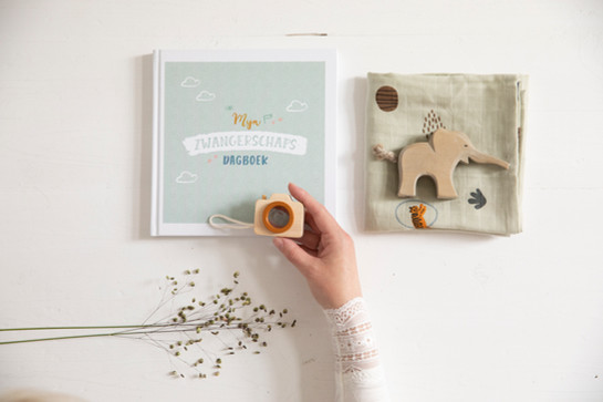 Maan Amsterdam - Mijn zwangerschapsdagboek