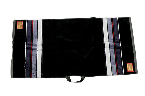 Scotty Cameron Rhythm Golf Towel (Black)