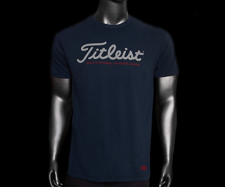 Titleist Script- Golf's Symbol of Excellence - Navy