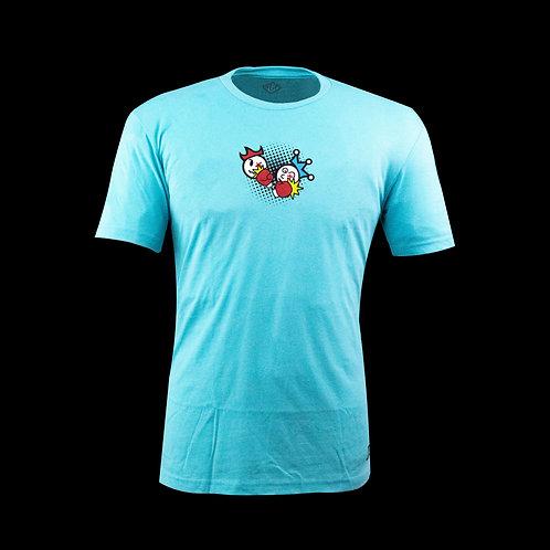 Custom Shop Turf Wars Tahiti Blue T-Shirt
