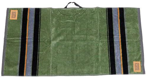 Scotty Cameron Rhythm Golf Towel (Green)
