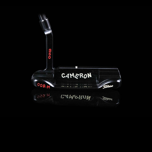 009 M Tour Masterful Brushed Black Finish