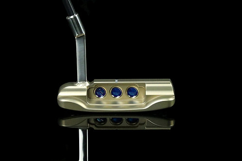 Scotty Cameron Tour Rat 1 Chromatic Bronze, Polished, Welded Mid Slant