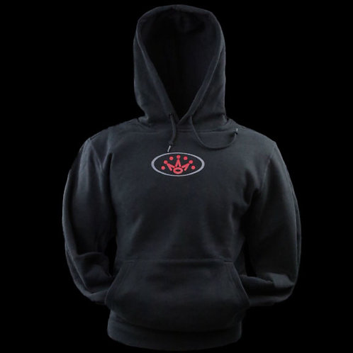 Scotty Cameron Oval Crown Pullover Hoodie (Black)