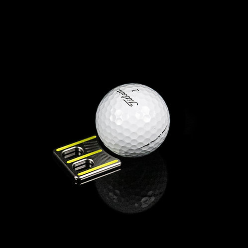 Scotty Cameron Ball Alignment Tool (Neon Yellow)