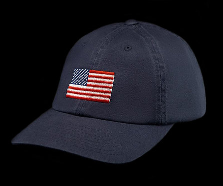 Patriot Slouch Navy Hat