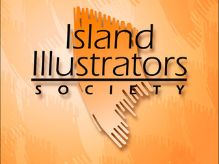 The Island Illustrators Society...25th anniversary ...68 studio visits