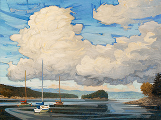 Ken Faulks: Land, Sea, & Sky