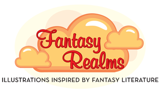 Fantasy Realms: Illustrations Inspired by Fantasy Literature