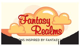 Fantasy Realms: Illustrations Inspired by Fantasy Literature
