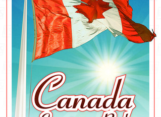 Hurrah - 11 new Canada 150 Anniversary Posters are here!