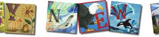 "The Island Illustrators Society Annual New Years theme show for 2012: ""A Traveling Illustrated"
