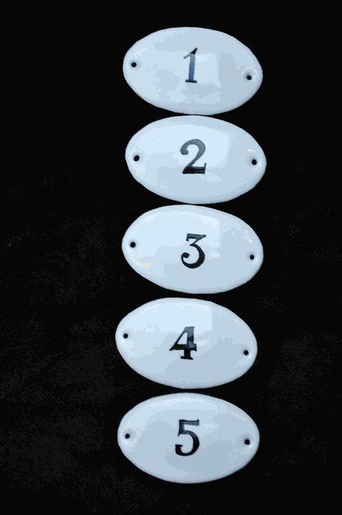 Numéros 1-5