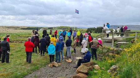 Ragnheiðarganga með Friðriki Erlingssyni 8 sept kl 18:00