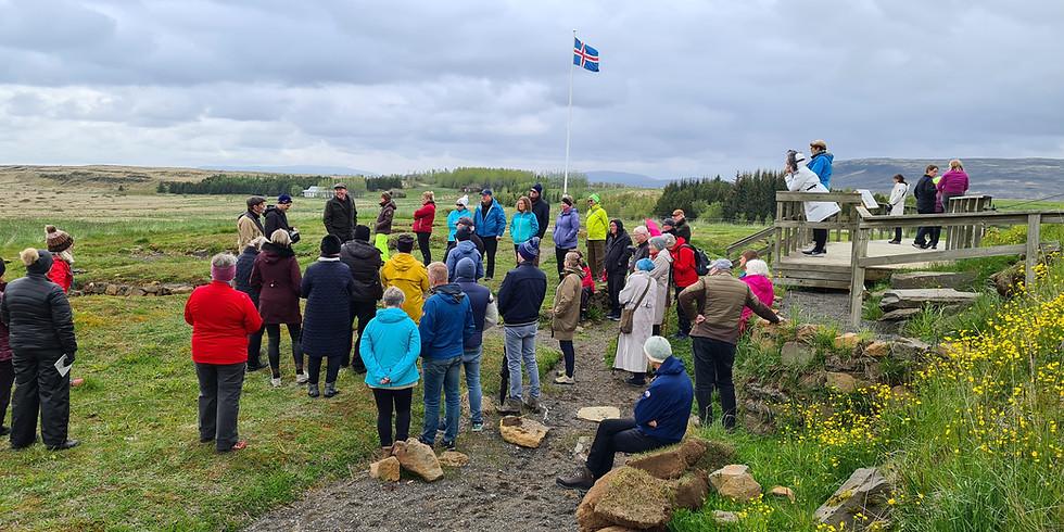 Ragnheiðarganga 8. september kl 18:00 með Friðrik Erlingssyni