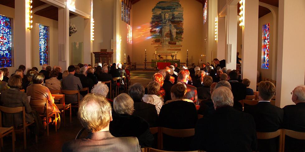 Óskalögin við Orgelið - kl 11-12 á fimmtudögum