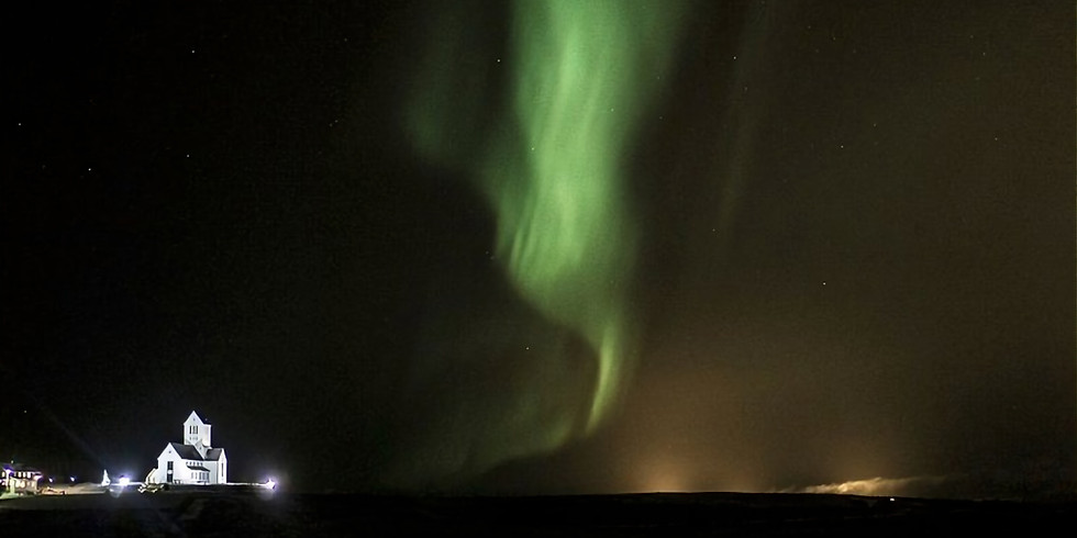Leitourgia  1.-4. November  i Skálholt Island