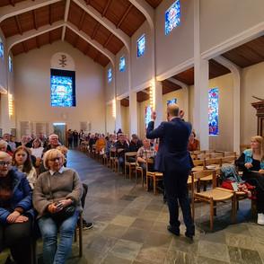 Óskalögin við orgelið á föstudagskvöld 29. okt kl 20:00