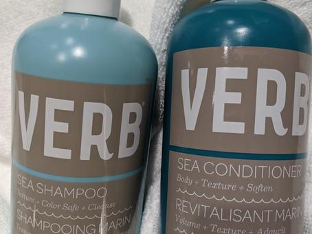 Verb Review: Sea Shampoo and Conditioner