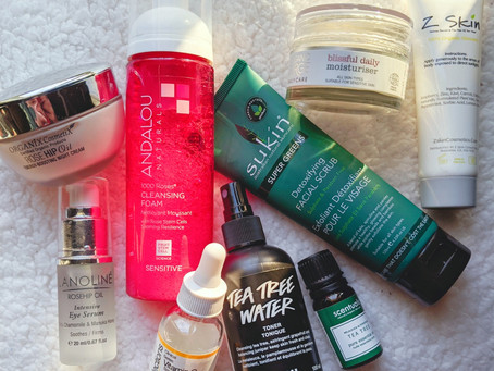 When I Decided to Switch to All Natural Products - Part One