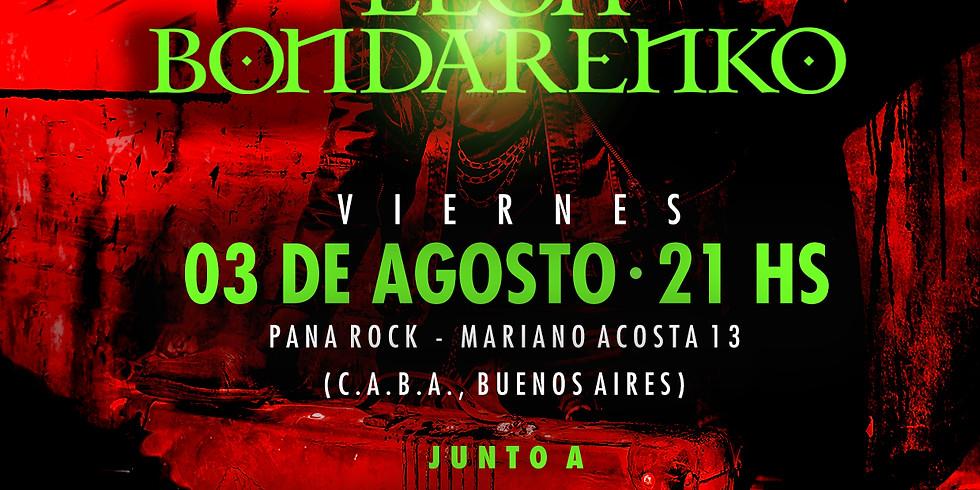 Show VIERNES 03 DE AGOSTO