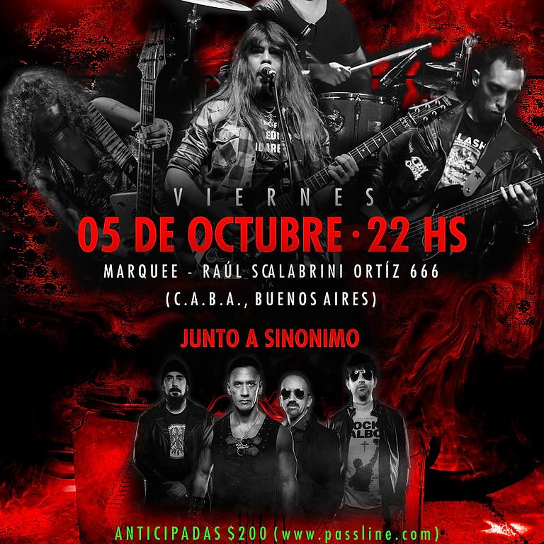 Show VIERNES 05 DE OCTUBRE