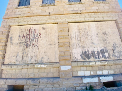 The Aguilar State Bank