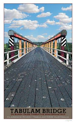 Old Tabulam  Bridge