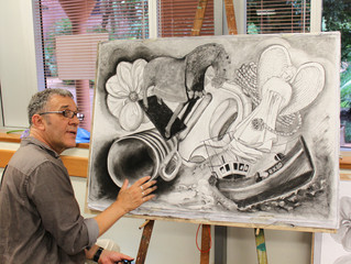 Andrew Antoniou Drawing from Yourself workshop - April 11 & 12 - $250